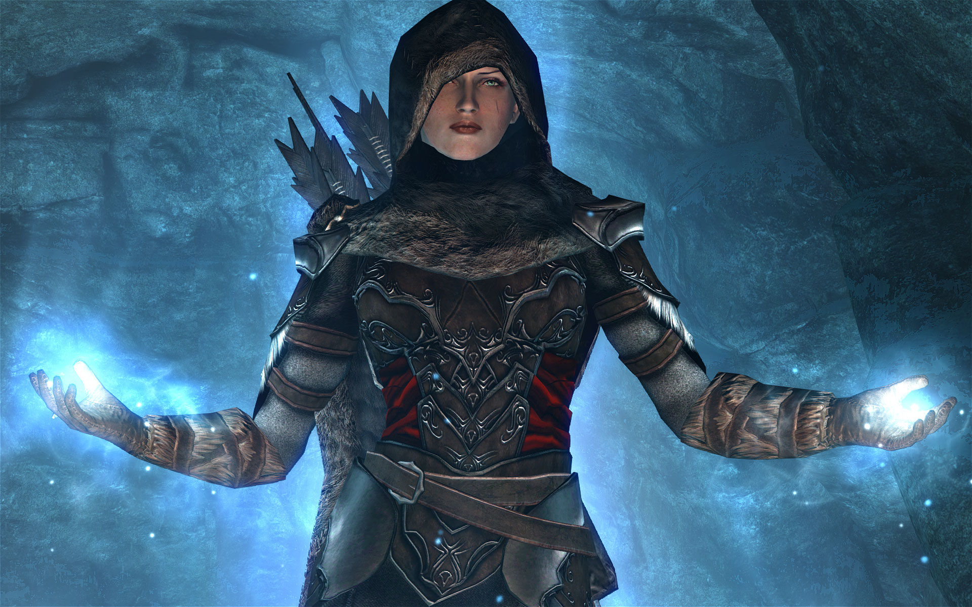 Which Armor mod is this? : skyrimmods