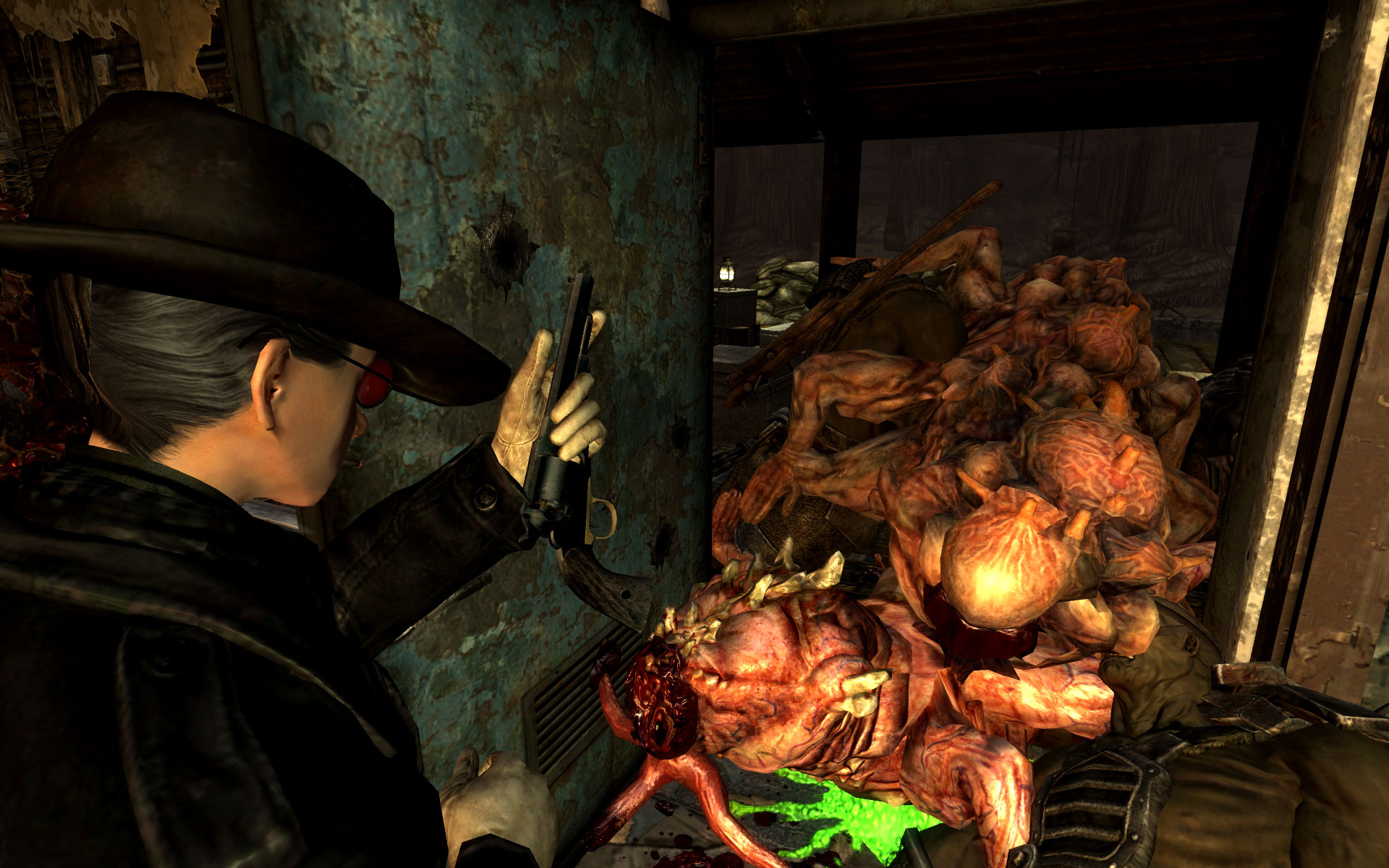 Fallout new vegas boob mods